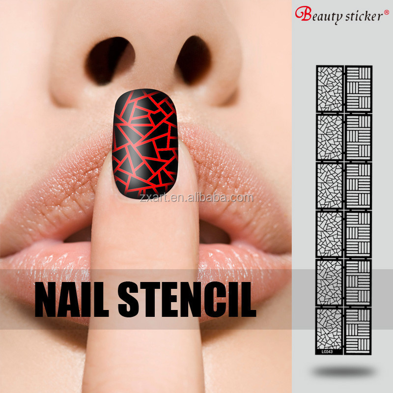 Finger Nail Stencils Wholesale, Finger Nail Suppliers - Alibaba