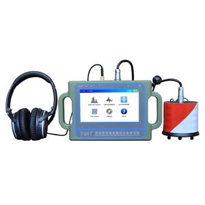 Ultrasonic pipeline leak detector equipment 3 meters underground Water  analysis equipment