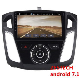 ZESTECH 9inch Android 6.0 Car DVD Radio GPS For Ford Focus 3 2011 2012 2013 2014 2015