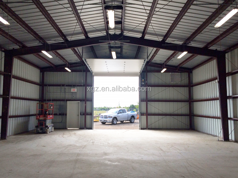 fast assembled prefabricated Steel House shed cost
