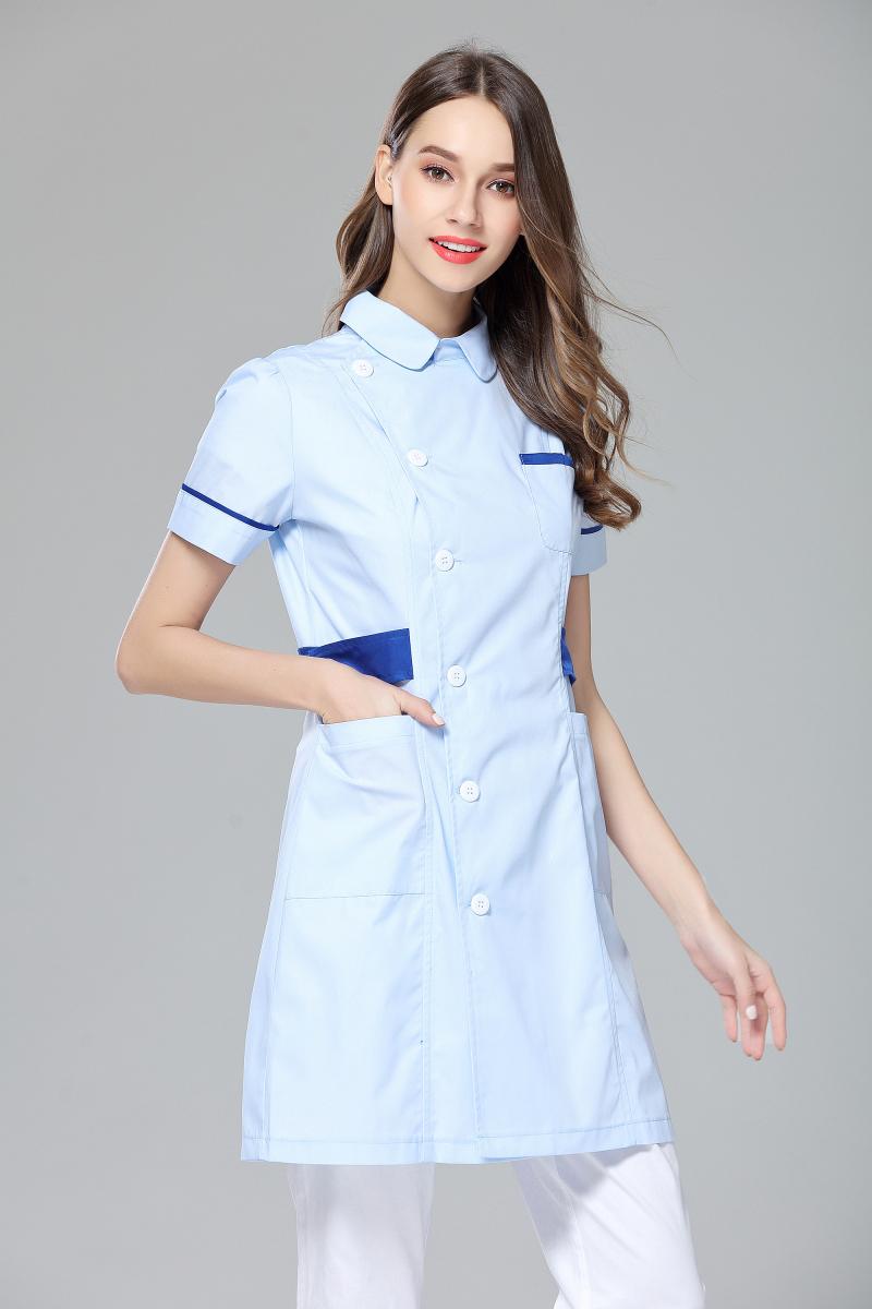 Ropa de masaje compra lotes baratos de ropa de masaje de for Spa uniform alibaba