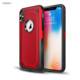 Armor Design TPU PC Anti-shock Mobile Phone Case Shell For Iphone X Smart Phone Cover
