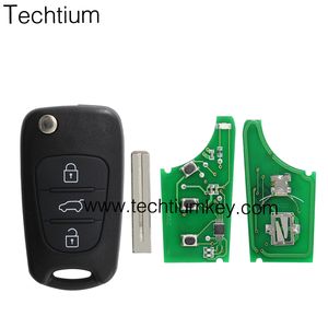 IX30 remote auto key shell 433Mhz for Hyundai filp key with ID46 chip