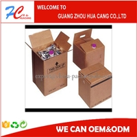 bag in box laminated plastic for wine oil water/Bag in box packaging
