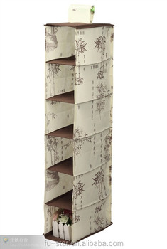 Wall Hanging Storage multifunction furniture closet organizers fabric wall hanging