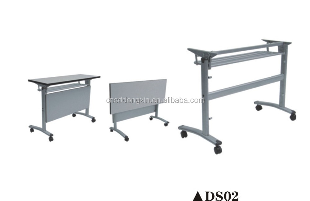 popular folding study table DS12