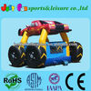 commercial inflatable car bouncers, cars inflatable jumper for kids