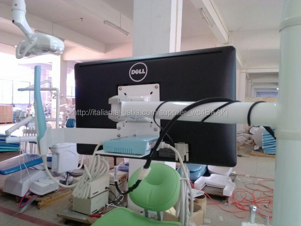 Poltrona con dentista sgabello riunito fabbricati in cina sedia