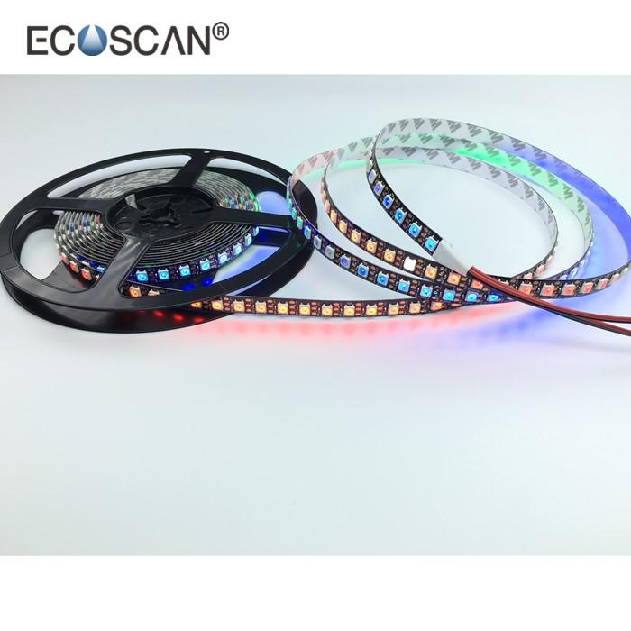 china led manufacturer outdoor led strip light 60LED/m SMD5050 DC5V WS2812B SK6812