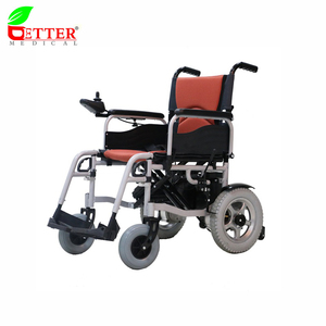 Eeclining Lightweight Folding Power Electric wheelchair for sale