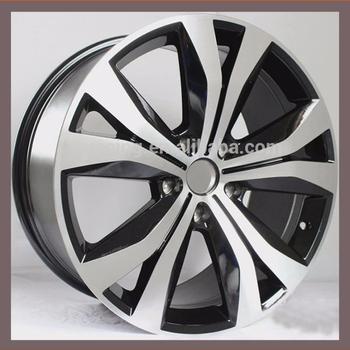 19 To 20 Inch Black Machine Face Rims For Suv Touareg Buy Rims Alloy Wheels Luxury Car Wheel Product On Alibaba Com