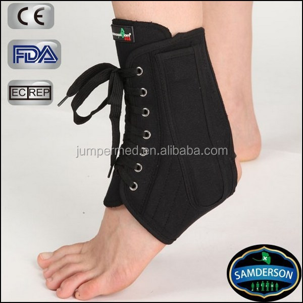 Samderson lace-up medical ankle support