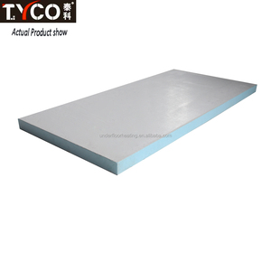 Light Weight Roof Heat Insulation Materials XPS Tile Backer Board Easy Installation
