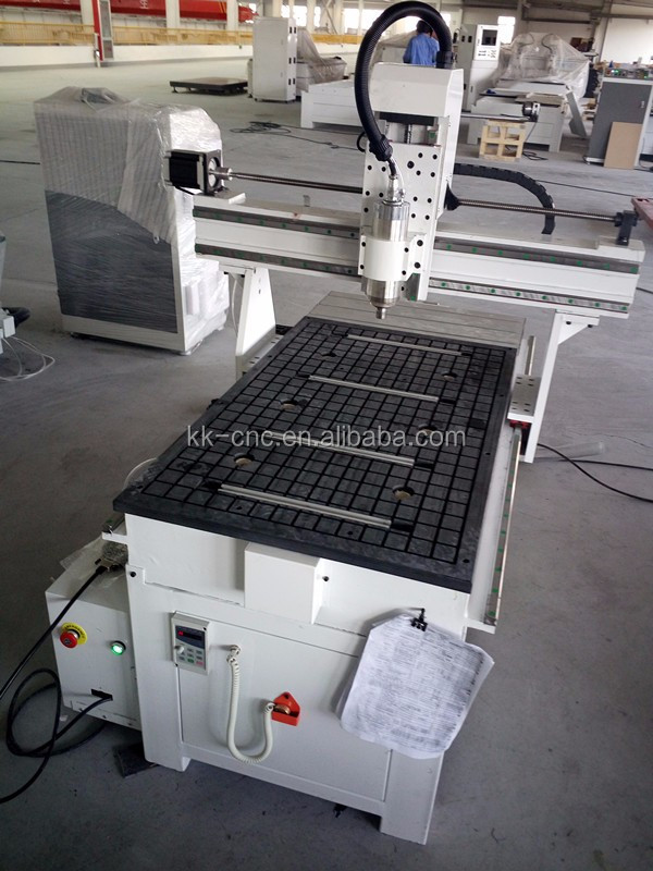 2017 New high quality Small 6100 CNC Router Machine from manufacture