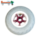 5 6 7 8 9 10 inch Brand new 8inch pneumatic skateboard scooter polishing roller blades roller rubber wheel