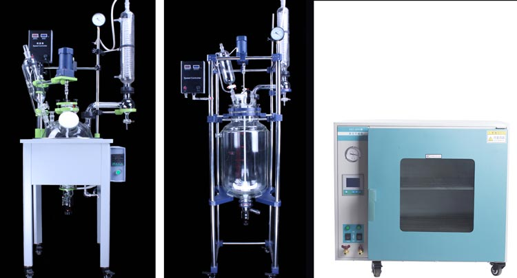 Electrical Vacuum Apparatus Rotary Evaporator Essential Oil Distiller