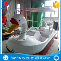 pedal boats for water parks swan pedal boat water sports equipment