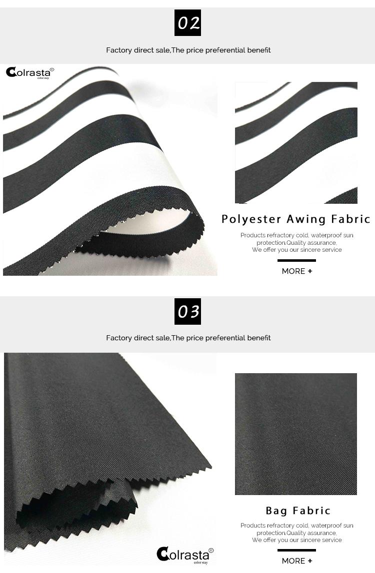 Caldo di vendita di poliestere nylon rivestito in tessuto per il rivenditore
