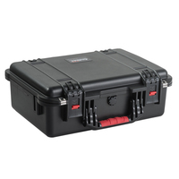 hard plastic military box/ABS waterproof army tool case