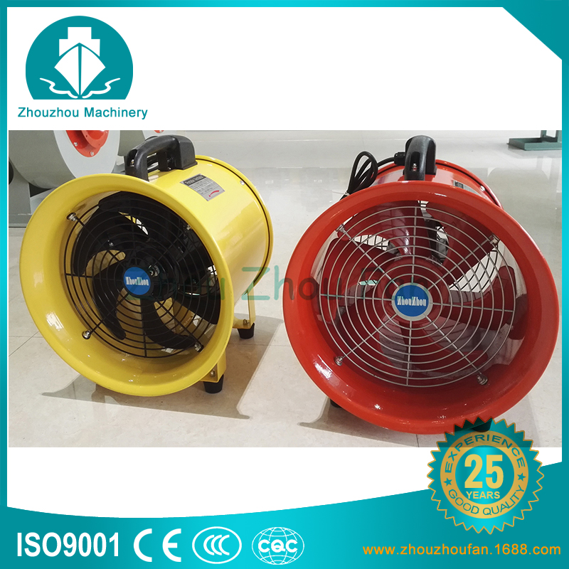 inflatable fan air blower
