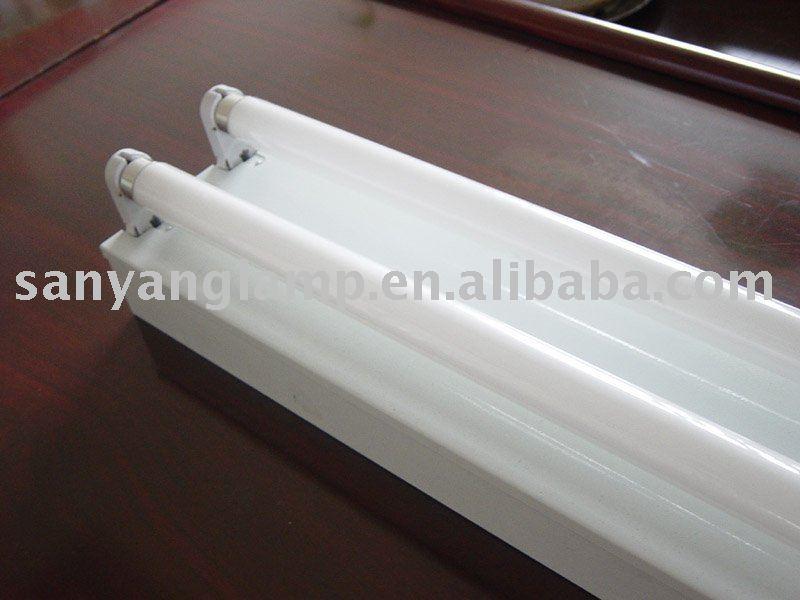 Tubo de t8 led techo light para doble 40 w portal mparas y - Fluorescente led precio ...
