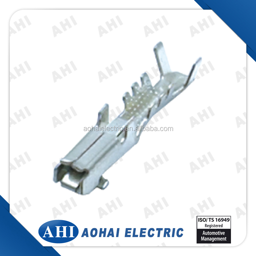 12089290 Copper Electric Automotive Wire Crimp Terminal Manufacturer Auto Electrical Connectors And Buy Car Accessories
