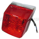 YJD92-3 Motorcycle Parts Tail Light with bulb from RF VESPA II