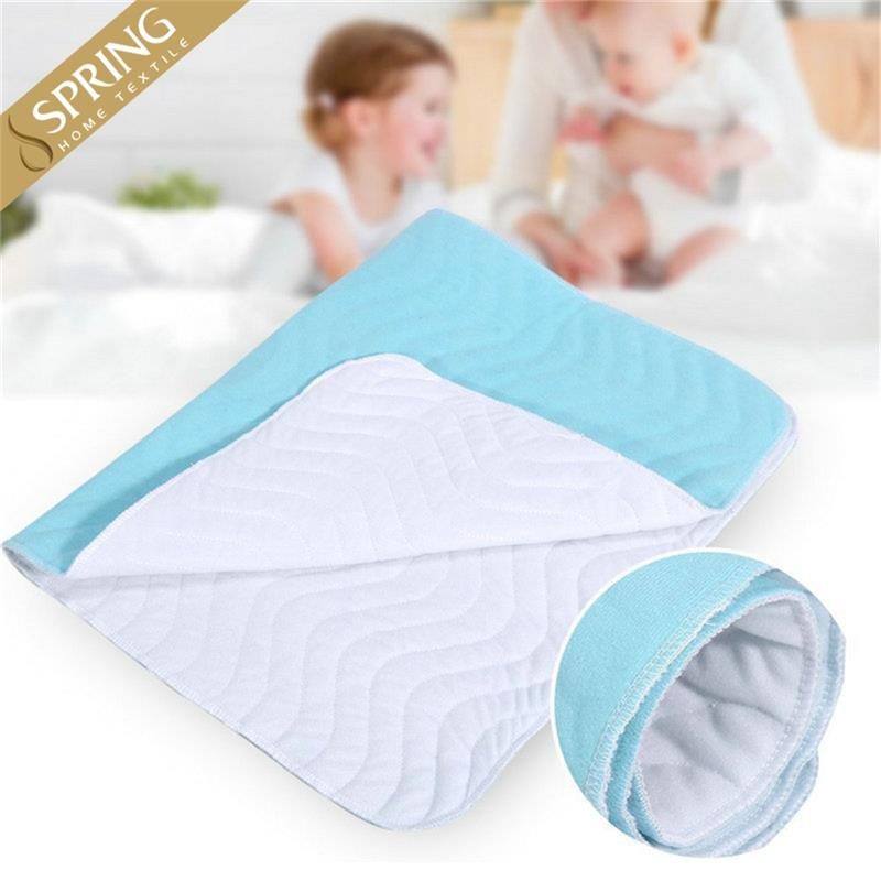 Water proof Urine Absorberende Pad Voor Baby Beddengoed