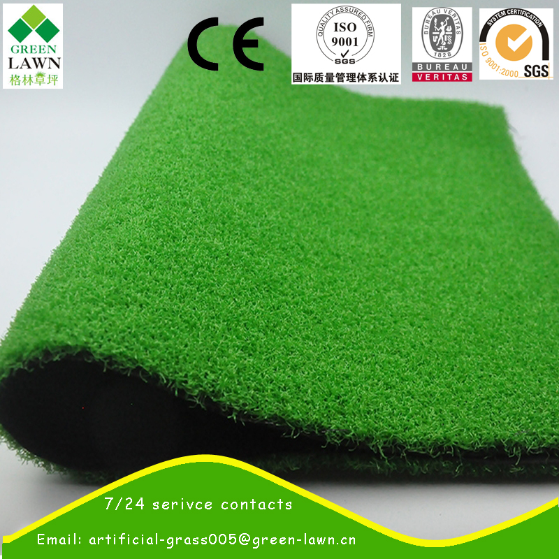 China manufacturer artificial grass carpet for wedding/catering decoration tile