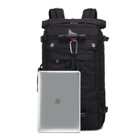 New Casual Shoulder Bag Anti Theft Sports Backpack Multifunctional Charge Travel Camera Backpack