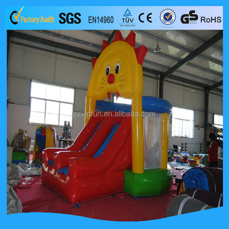 Alibaba express wholesale 18ft inflatable slide best selling products in nigeria