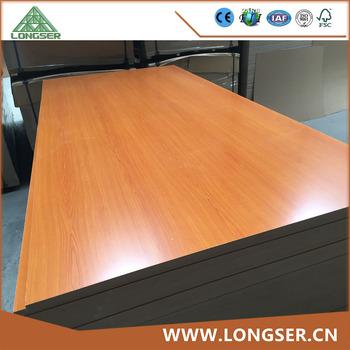 E1 Llano Y Melamina Mdf/muebles Melamina Mdf/flexible Grano De ...