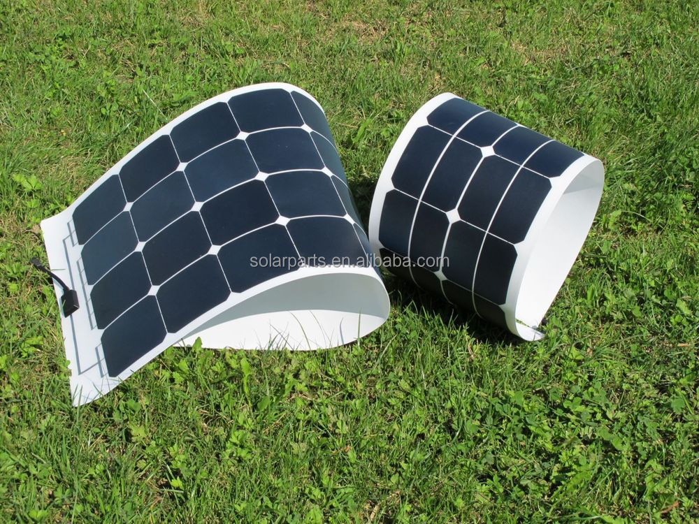 SUN POWER High Efficiency with Mono SolarCell 125*125mm