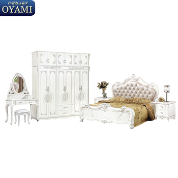 Antique French Spanish Style Marble Top Bedroom Furniture - Buy ...