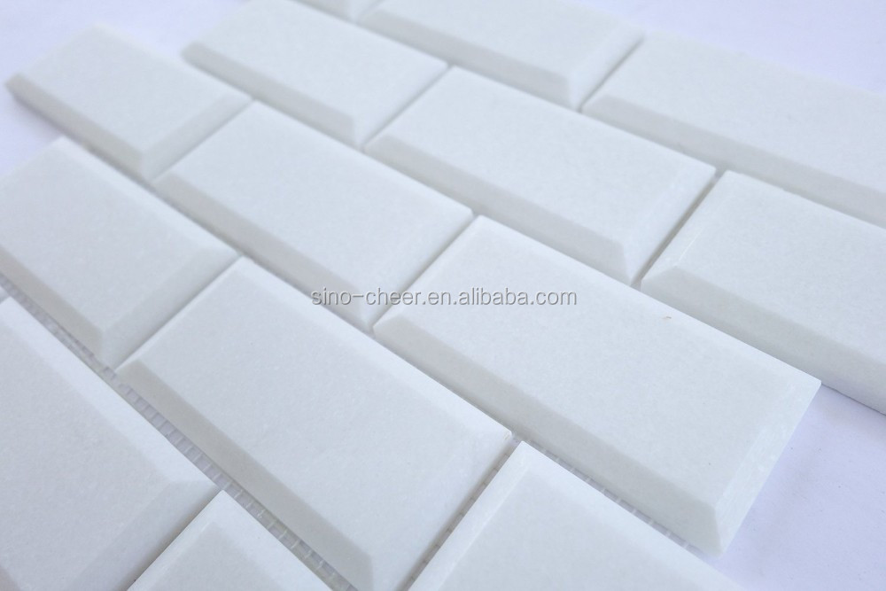 Hexagon Tegels Wit : Keramisch mozaïek hx hexagon wit glans  cm huis