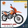 Dirt Bike Cheap for Sale 200CC for Adult Best-selling in Brazil Hyperbiz SD200GY-10A