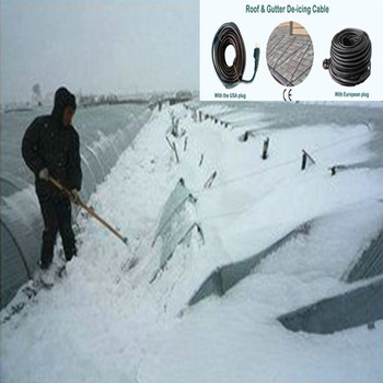 Pvc Electrical Heater Cable To Prevent Ice Dam Buy