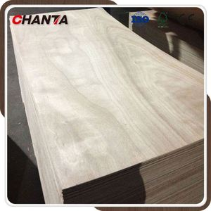 No paint commercial plywood decorate log veneer 15mm Commercial Plywood