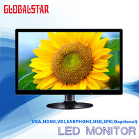 21 inch LED computer minitor used lcd monitor