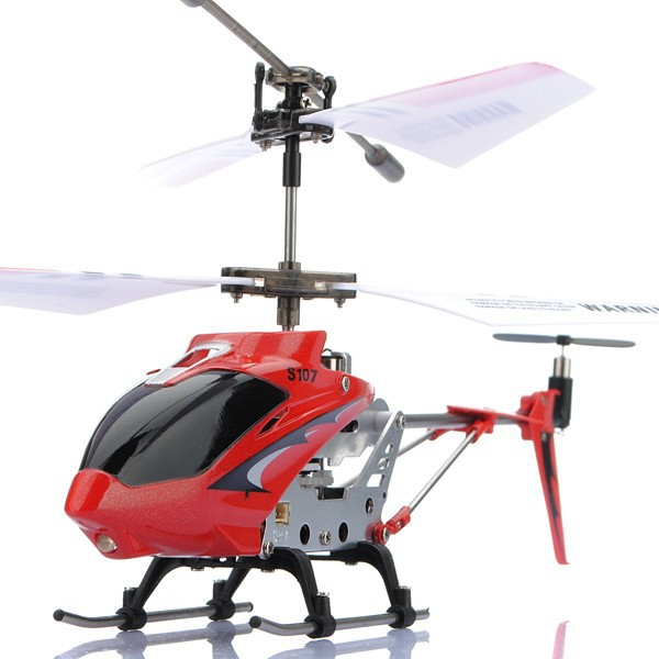 Remote Control Helicopter Metal edition with Gyro MINI RC Helicopter Toys S107G Metal 3.5CH RC Helicopter