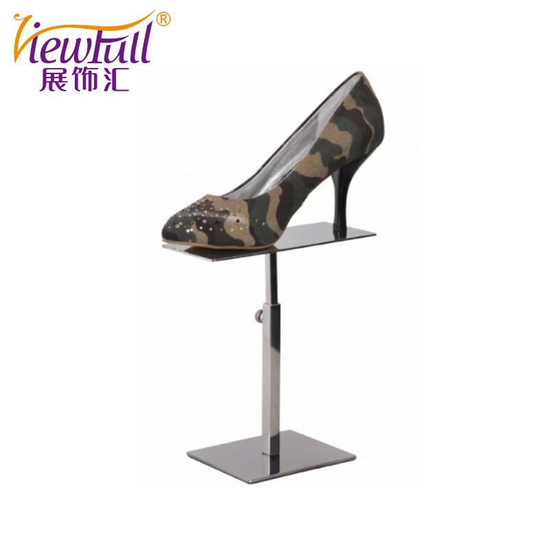 Bona 40pack Adjustable Stainless Steel Handbag Display Stand Rack UK Best Retail Shoe Display Stands Uk