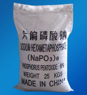 PURITY 68% SHMP/ SODIUM HEXAMETAPHOSPHATE