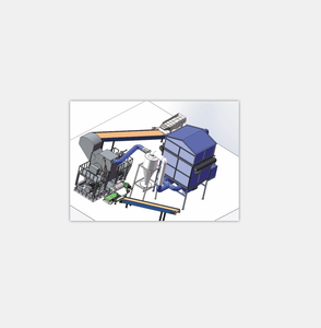 Used Metal Recycling and Processing Machinery Plant with Customized Capacity