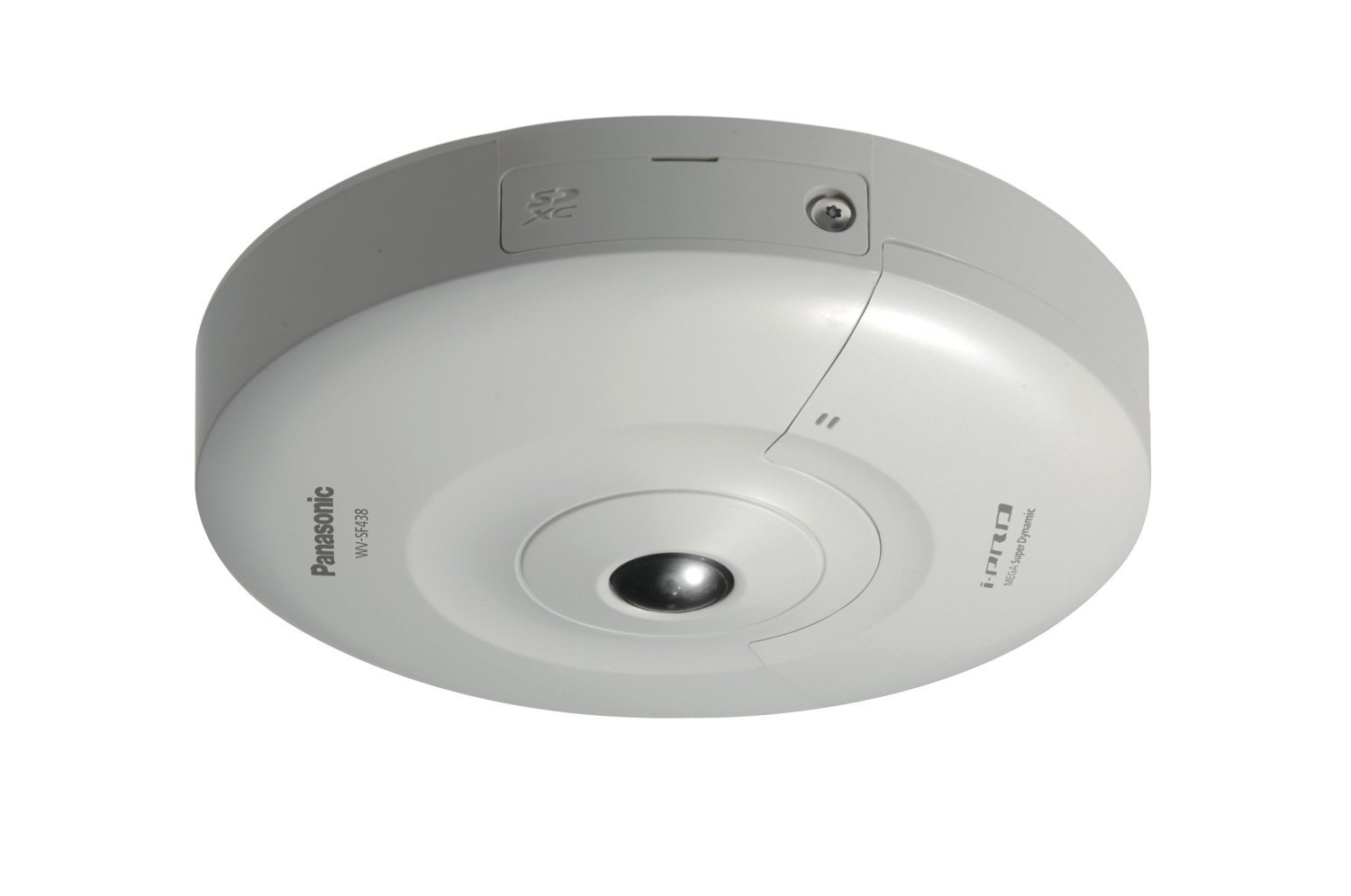 Panasonic WVSF438 360 Degree Super Dynamic Indoor Network Dome Camera