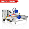 cnc router automatic tool changer 1325 /woodworking cnc router machine atc with 8 tools