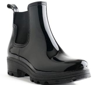ankle height wellington boots for ladies short rubber boots