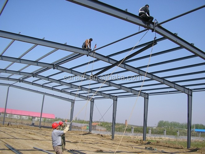 Design steel warehouse building fruit workshop