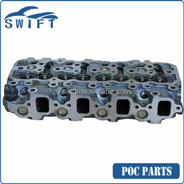Forklift/TUG Cylinder Head for TOYOTA 1DZ ENGINE 2.5D