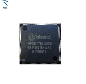 original and new winbond ic chip wpce775la0dg for laptop