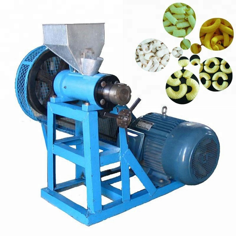 Small snacks food extruder machine for sale